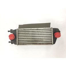 Abarth intercooler